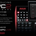 Akai Professional expands MPC platform with 2.4 update