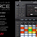 Akai Professional 3.0.1 update for Force
