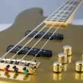 New item from Markbass - JP Gold bass!