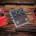 Boss, DigiTech and Mesa Boogie guitar effect pedals!